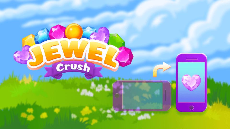 แนะนำเกม Jewel Crush ออนไลน์