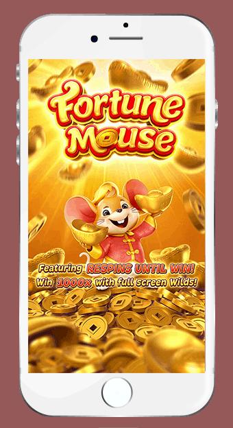 การเล่นเกมสล็อต Fortune-Mouse