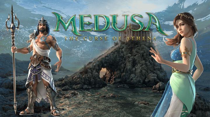 สล็อตเมดูซ่า Medusa เจ้าหญิงที่ถูกสาบให้เป็นงูกิงกอง