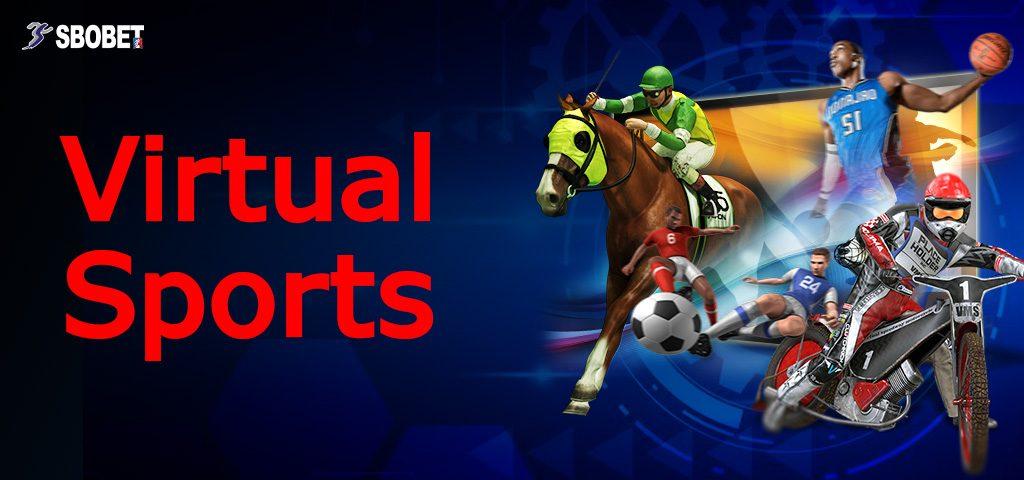 กีฬาเสมือนจริง VIRTUAL SPORT